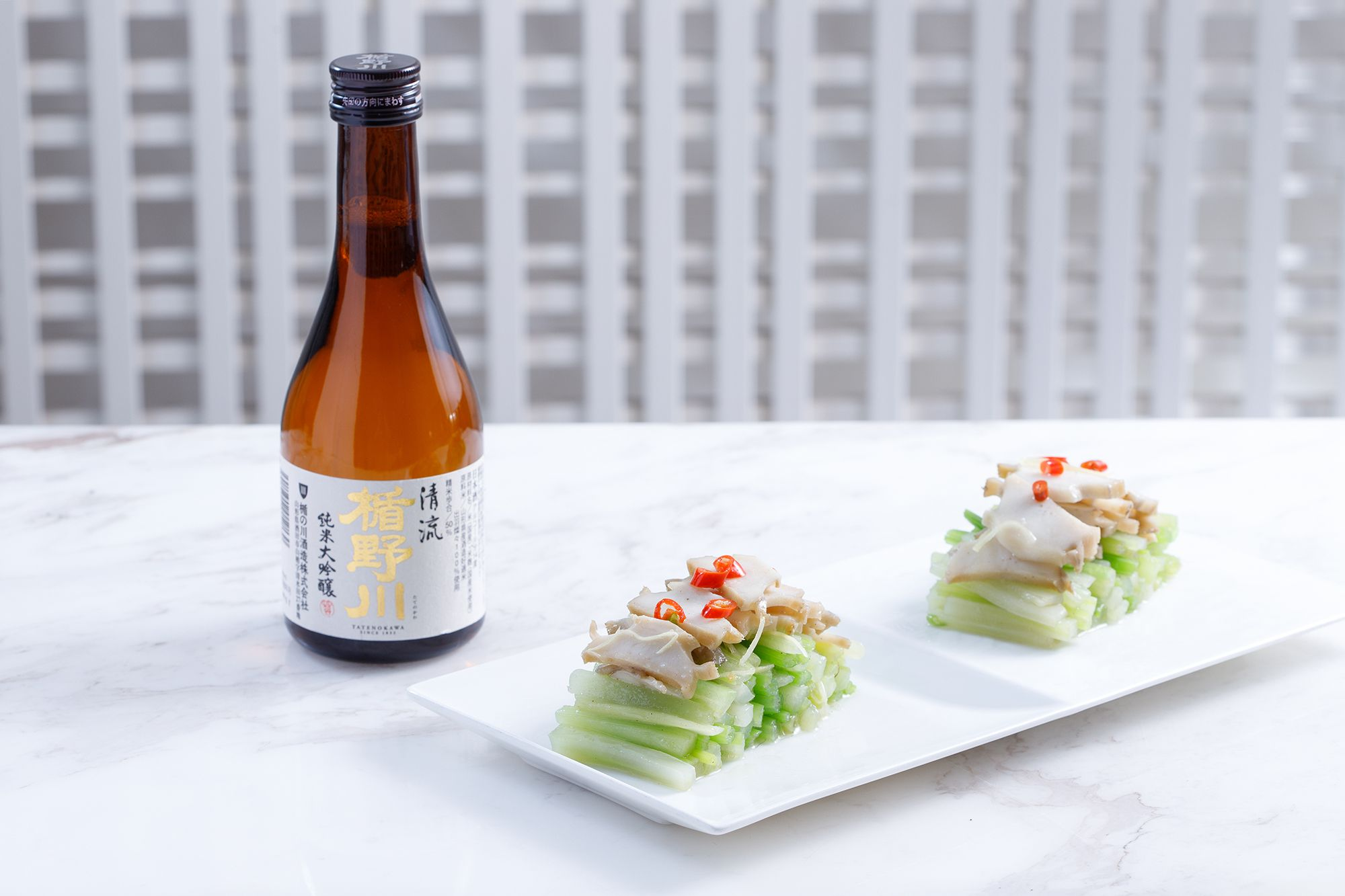 Why Pairing Sake With Seafood Is The Perfect Combination photo