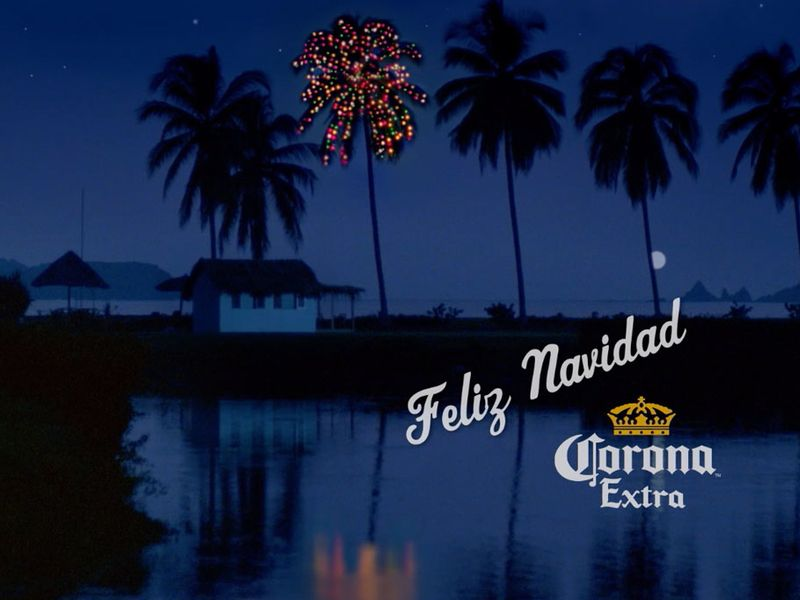 Corona Beer's 30-year-old Christmas Ad Takes On New Relevance In Social Distancing Age photo