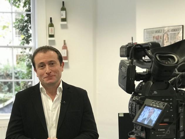 Q&a: Santiago Navarro, Ceo And Co-founder, Garçon Wines photo