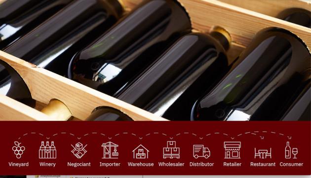 Eprovenance Launches Ibm Blockchain-powered Platform To Optimise Wine Supply Chain photo