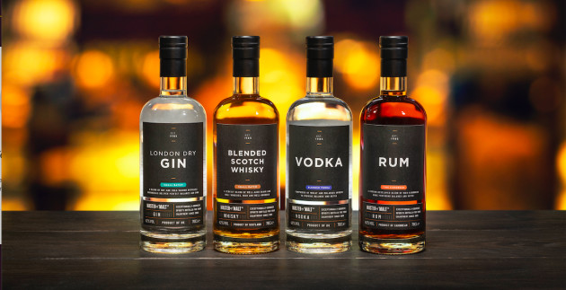Master Of Malt Launches Own-label Spirits photo