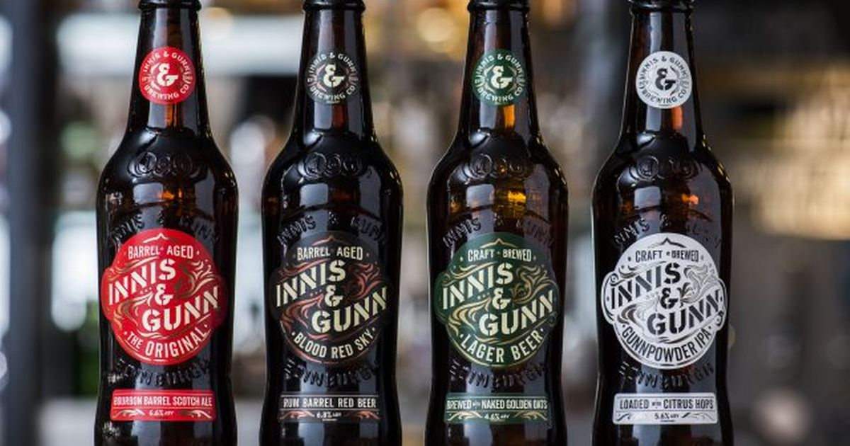 Delicious Craft Beer Offer From Innis & Gunn & The Daily Record This Christmas photo