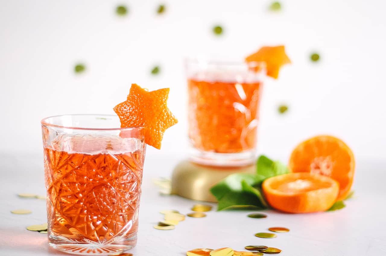 Citrus Negroni photo