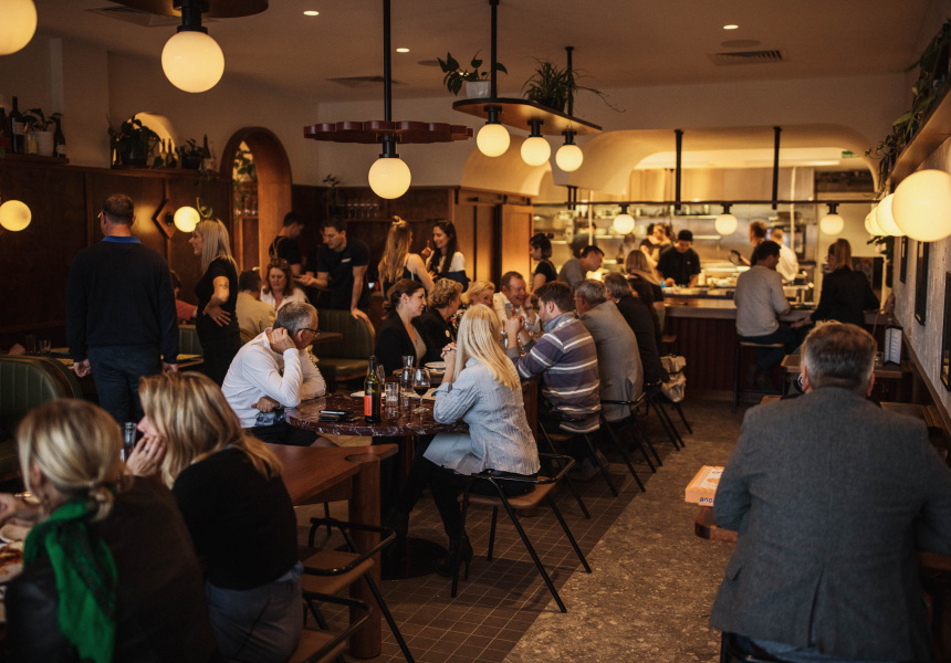 Anchovy Bandit Has Expanded, Bringing House-made Pasta, A Reimagined Vitello Tonnato And Non-alcoholic Cocktails To Prospect photo