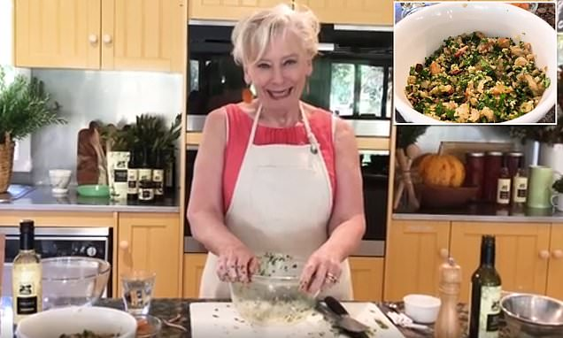Chef Maggie Beer Shares Her Recipe For The Perfect Christmas Stuffing photo