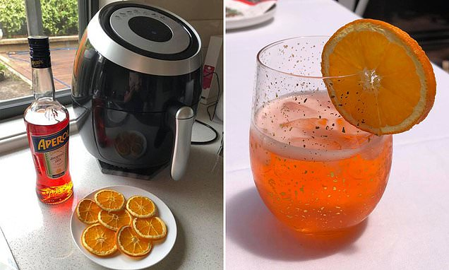 How To Make The Perfect Aperol Spritz photo