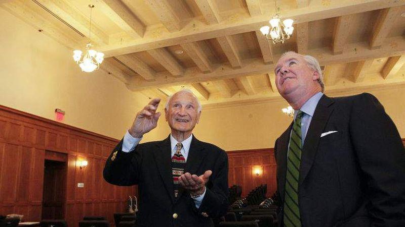 Retired Federal Judge William J. Castagna Dies At 96 photo