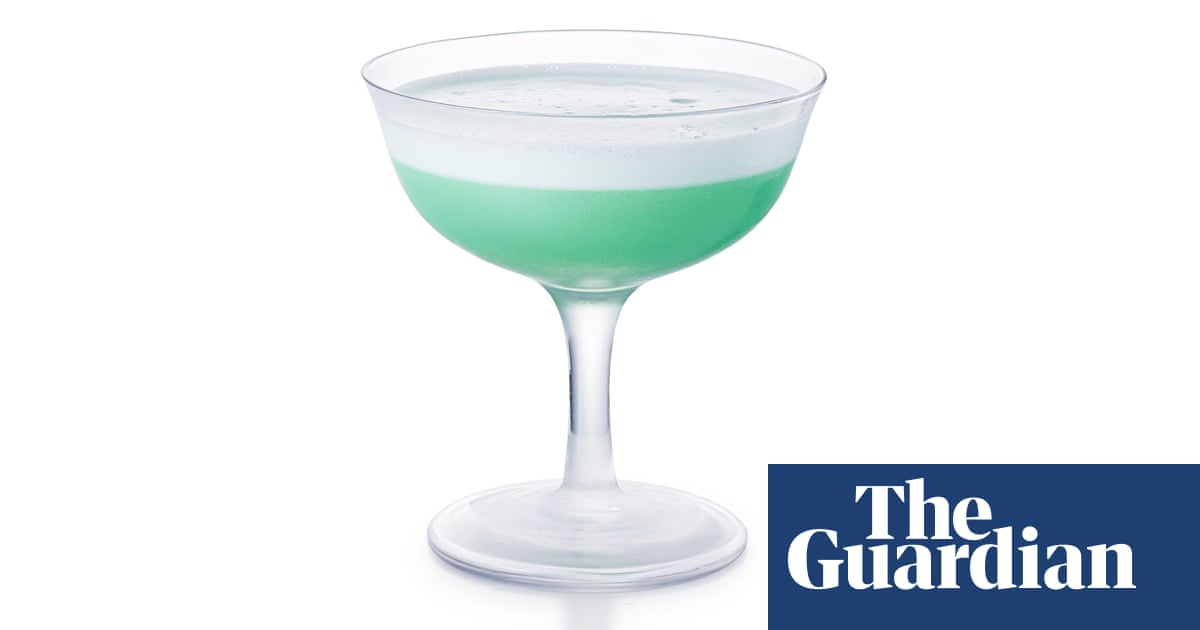 Cocktail Of The Week: Cafe Bao's Spiced Plum Sour – Recipe photo