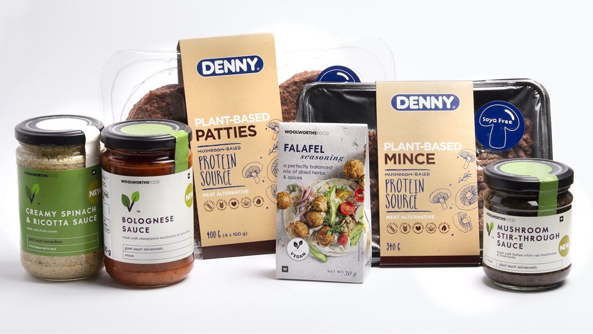 Innovation On Shelf As Plant-based Food Market Grows photo