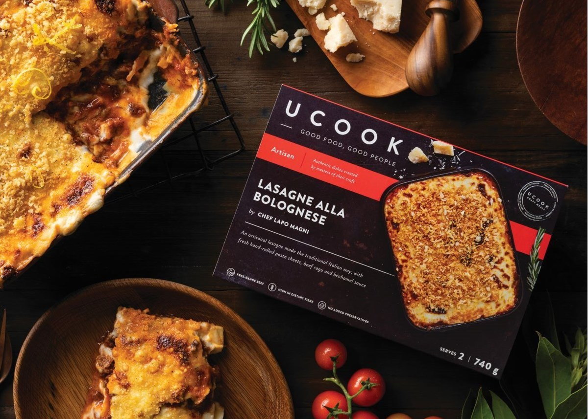 Ucook Delivers Crafted Convenience photo