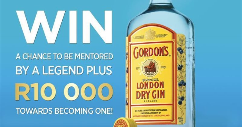 Gordon's Gin, The Legend Behind Local Entrepreneurs Launches A Mentorship Platform To Play Its Part In Rebuilding The Sa Small Business Community photo