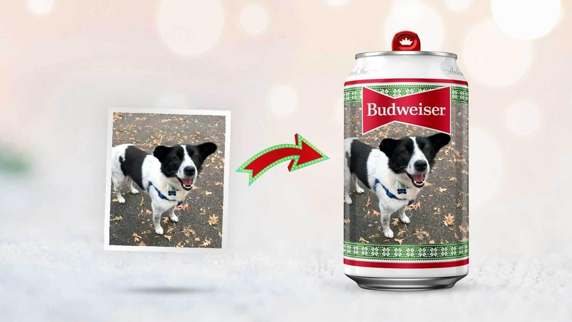 Budweiser's '#pupweiser' Sweepstakes Seeking Dog Photo Entries To Be Featured On Special Cans photo