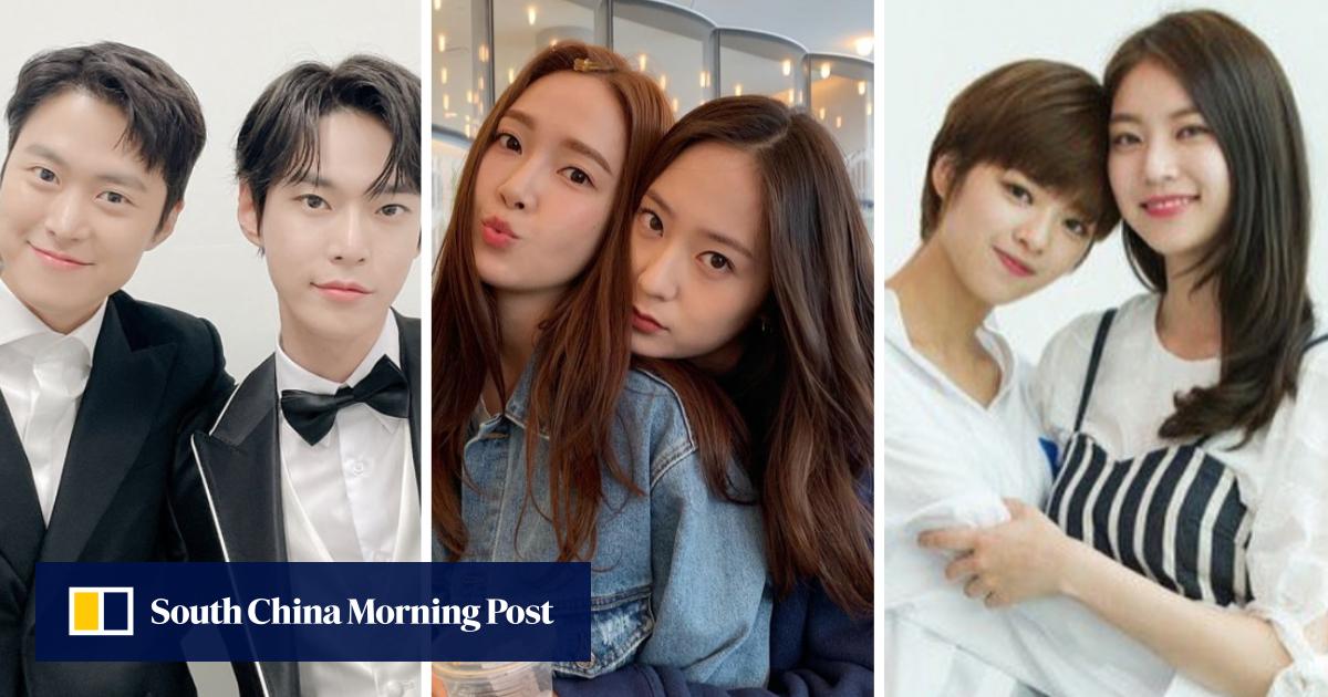 4 K-pop And K-drama Sibling Pairs Who Made It Big photo