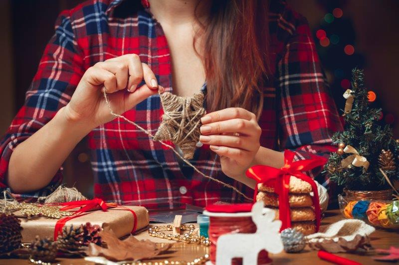 Seven Simple Diy Christmas Stocking Filler Ideas That Fit The Budget photo