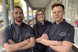 Aansit Winners: Trio Is Planning Menus photo