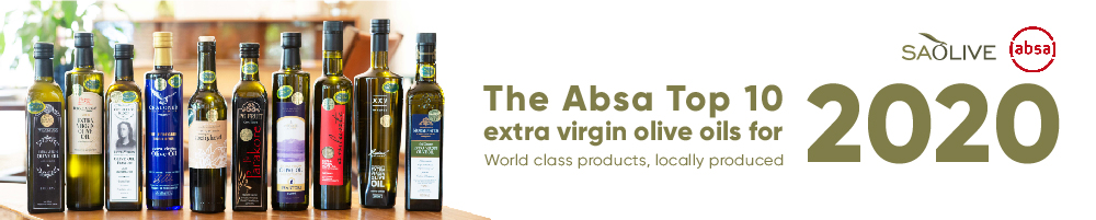 The Absa Top 10 Olive Oils 2020 Gift List photo