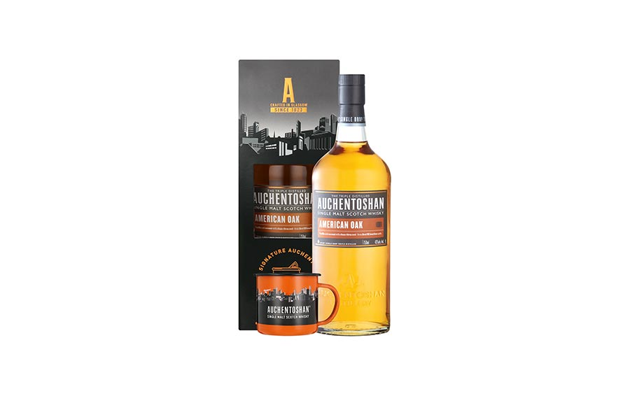 Auchentoshan American Oak – New Look, Same Smooth Triple Distilled Scotch photo