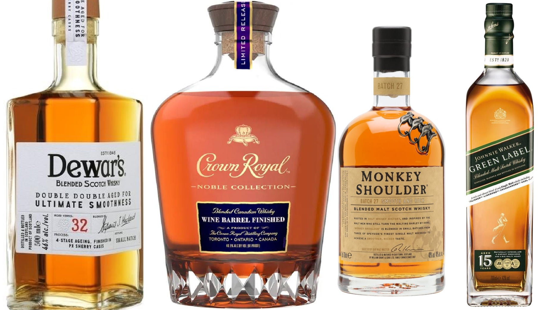 10 Blended Whiskies Golfers Should Try This Holiday Season photo