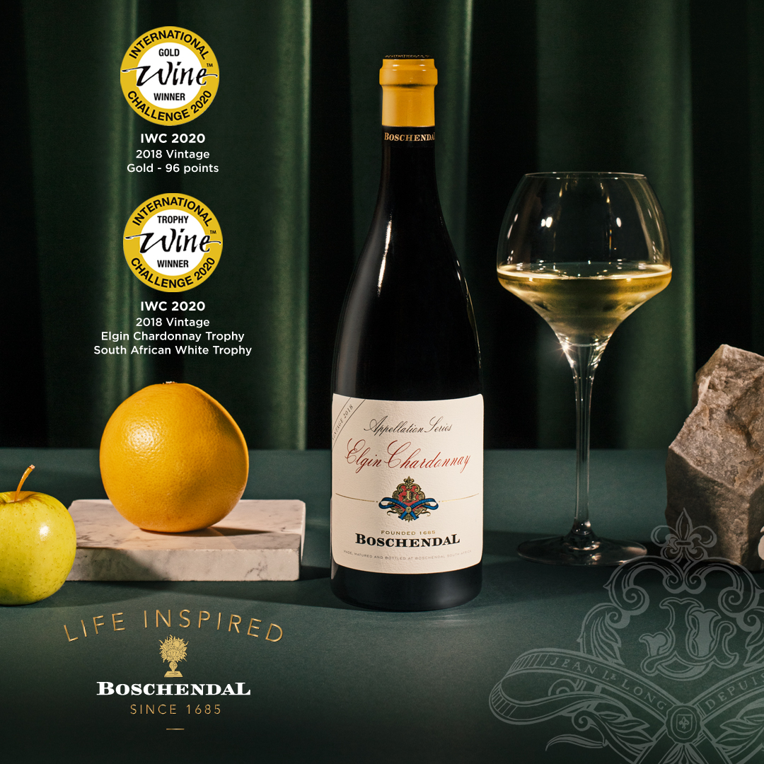 Boschendal Awarded Best White Wine In South Africa By International Wine and Spirits Competition photo