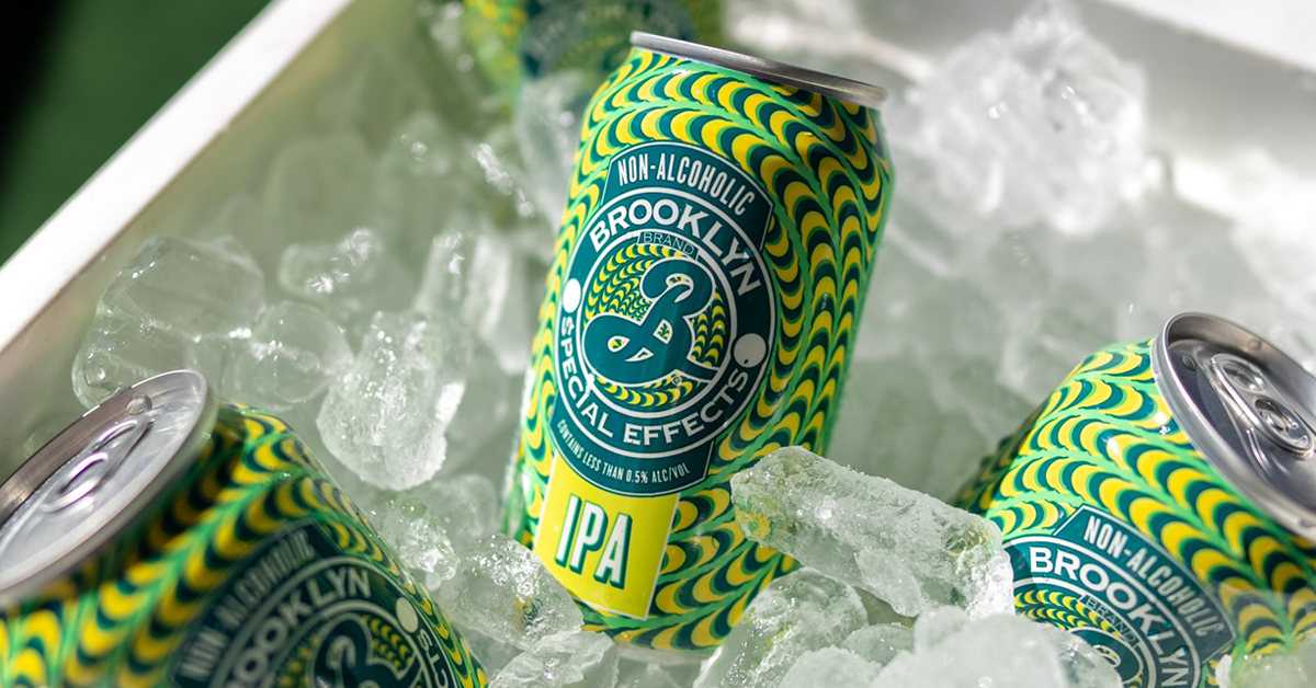 Brooklyn Brewery Goes Deeper Into Non-alcoholic Beer With Special Effects Ipa photo