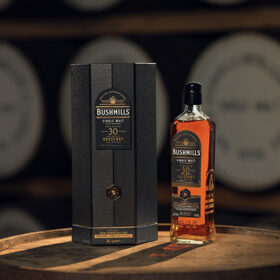 Bushmills Debuts Its Oldest Single Malt Whiskey photo