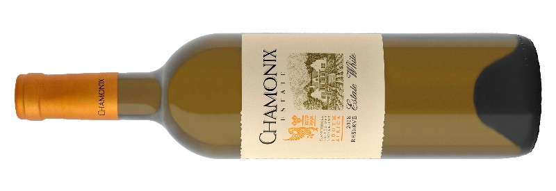Chamonix Estate White Blend 2018 Shows Class Of Dry, Hot Vintage photo
