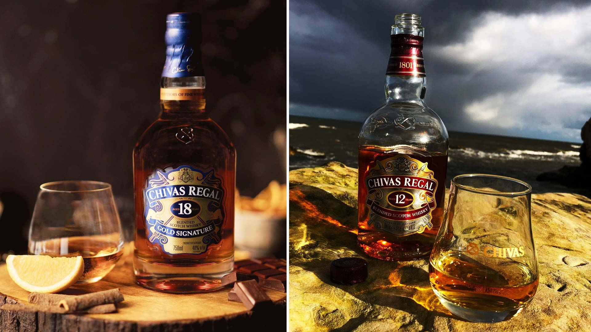 Chivas Regal 12 To Chivas Regal 18, 7 Premium Scotch Whiskies To Gift According To Zodiac Signs photo