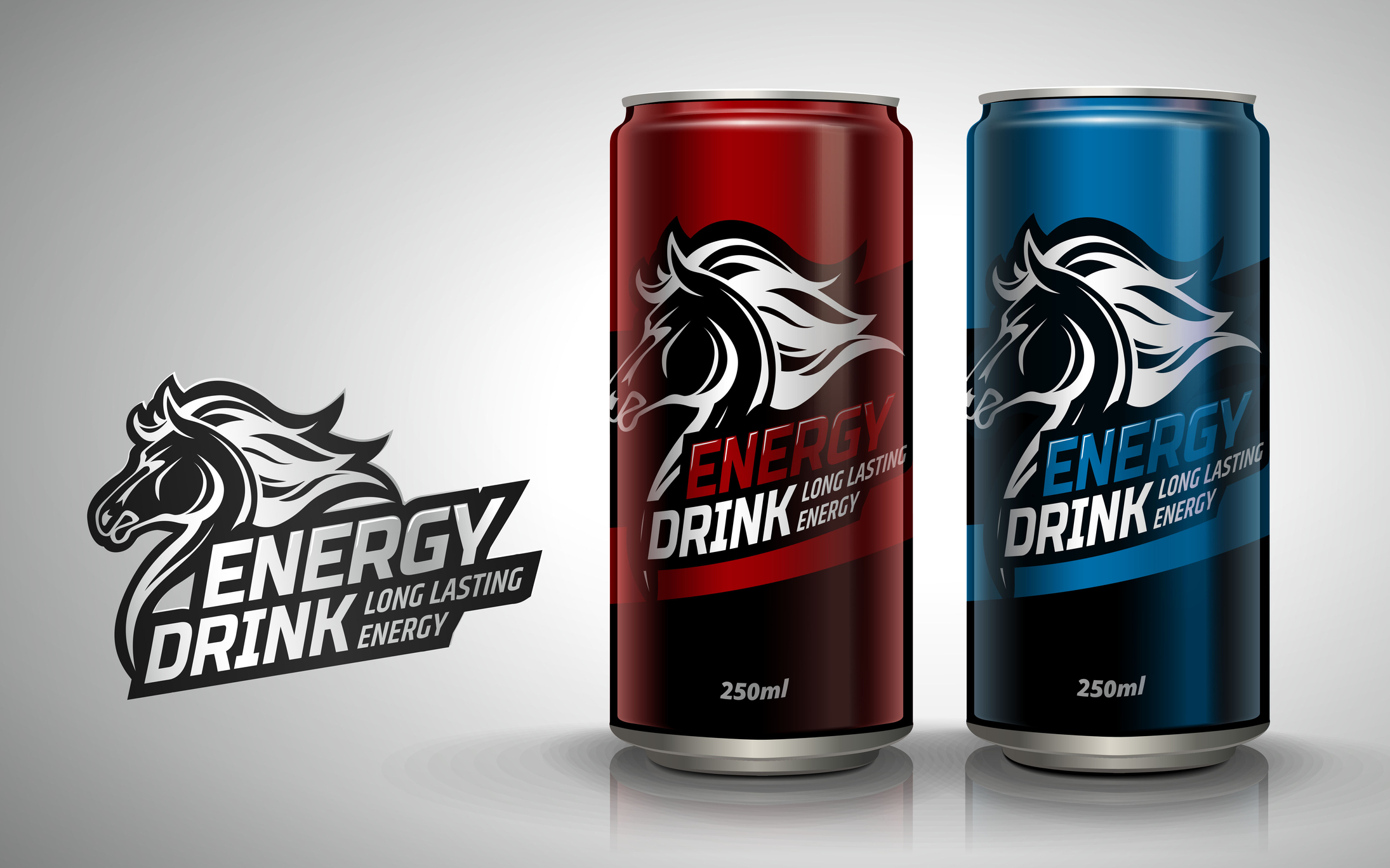 Colour Psychology: It's Red For Taiwan And Blue For Japan When It Comes To Energy Drink Labels photo