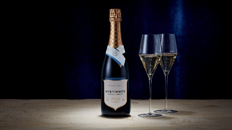 Corking Plan: English Wine Firm Nyetimber Sees Chance To Sparkle Alongside Asian Cuisine photo