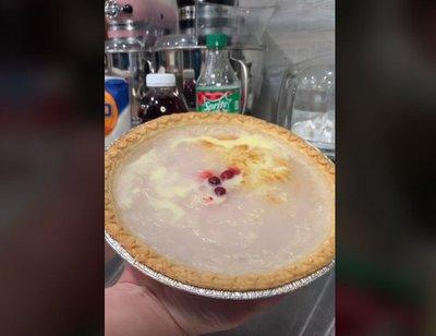 This Sprite Pie Is The Latest Tiktok Craze photo
