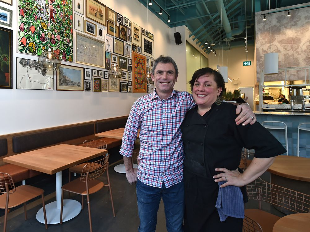 Edmonton's Zenari Food Family Opens New Restaurant photo