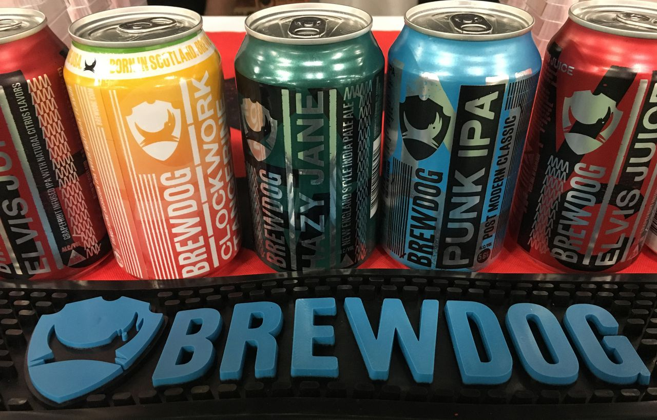 Brewdog To Cleveland? Brewery Mulls Opportunity photo