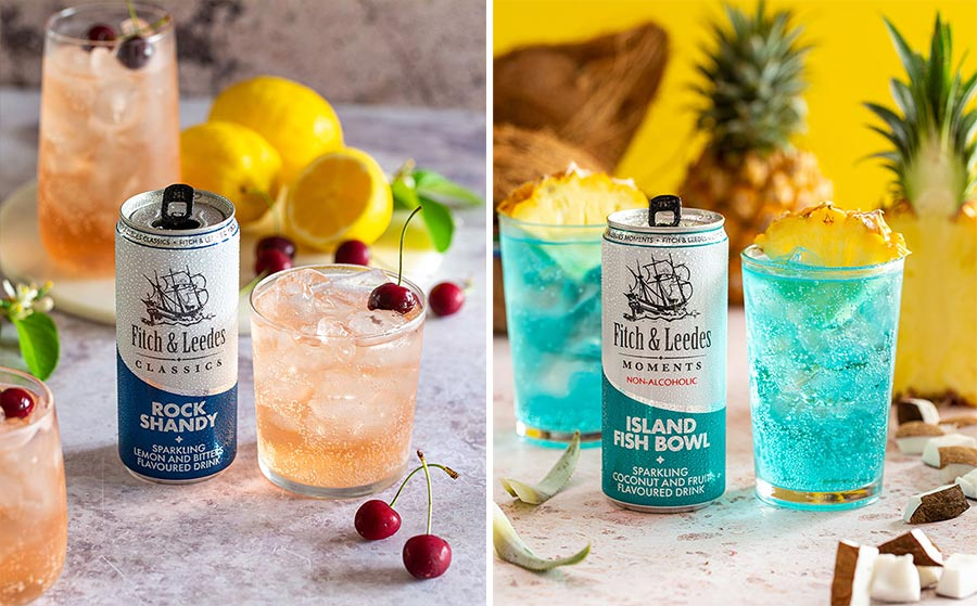 Classics & Moments – New Fitch & Leedes Sodas & Mocktails photo