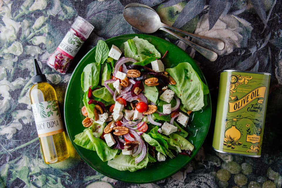 Zhoosh Up Any Meal Or Drink With These Fancy AF Condiments photo