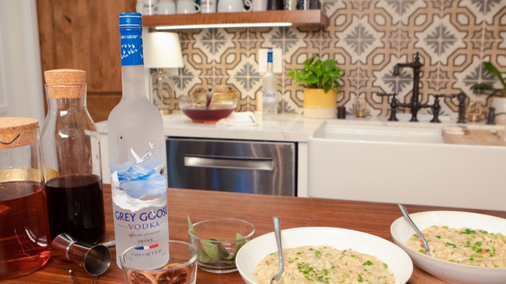 Grey Goose Vp Martin De Dreuille On Influencers And Testing Qr Codes photo