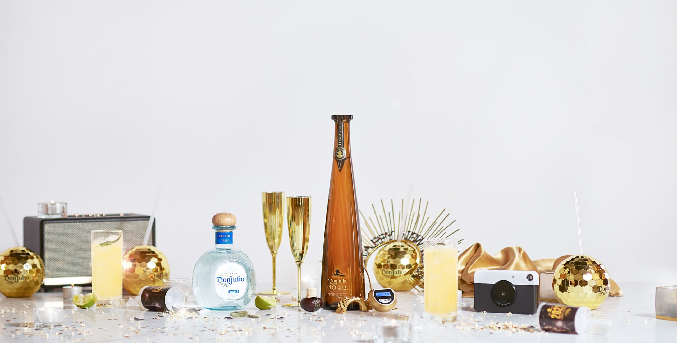 """So Long, 2020: Tequila Don Julio And Grammy-nominated Artist Big Sean Invite You To Get A Taste Of The """"don Life"""" With The Ultimate At-home Celebration This New Year's Eve photo"""