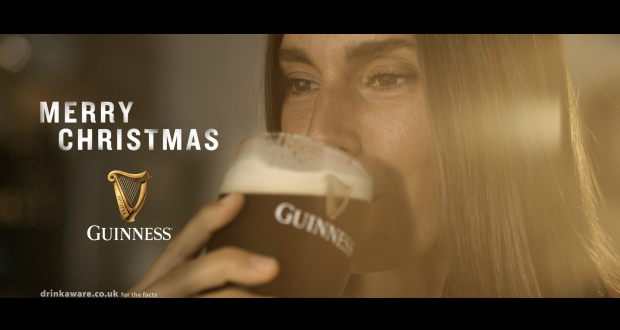 Guinness Unveils Tv Advert For Draught Format photo
