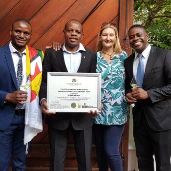 Zimbabwean Somms Triumph In First African Derby photo