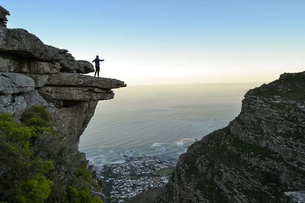 Virtually Explore Captivating Cape Town photo