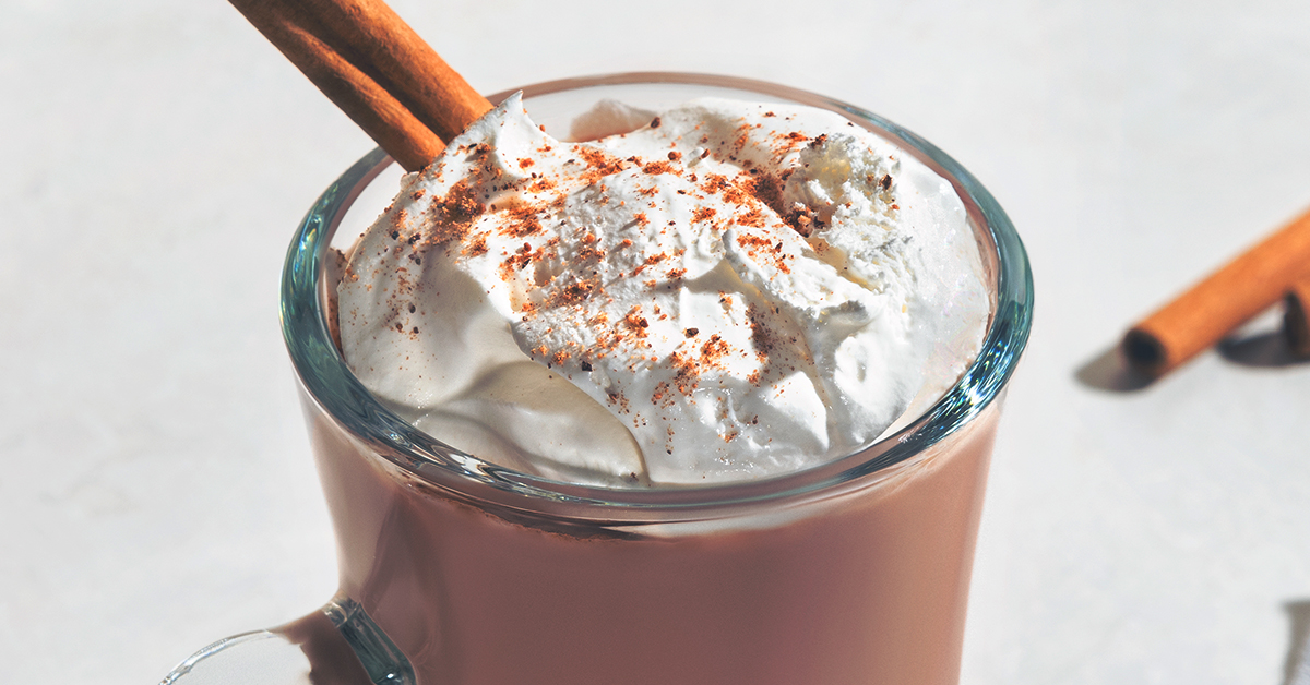 Kick Back With El Mayor Tequila's Fireside Toaster, The Cadillac Hot Chocolate photo
