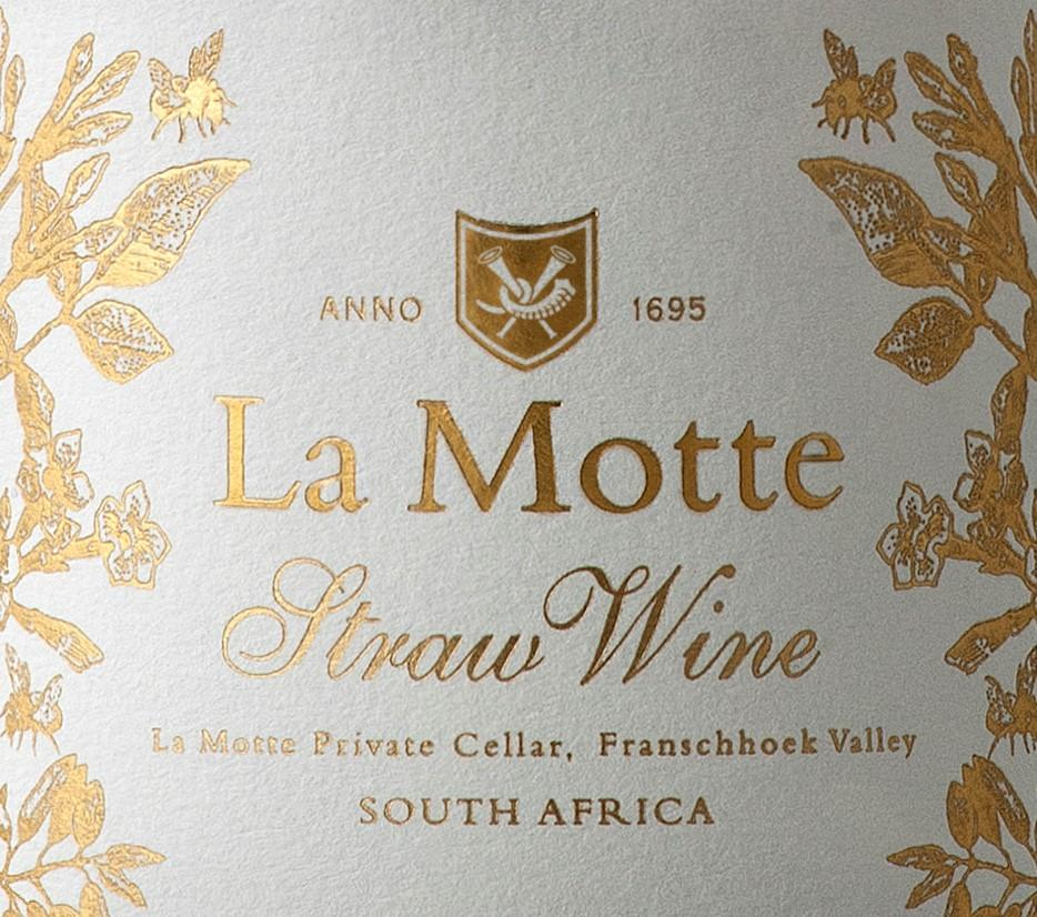 La Motte Introduces New Straw Wine Just In Time For Christmas photo