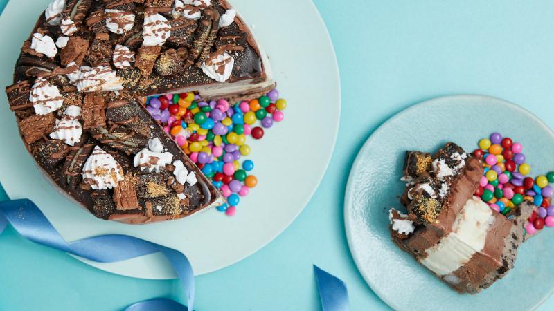 Psa: Marcel's Launches Frozen Yoghurt Celebration Cakes! photo