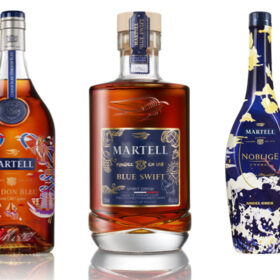 Martell Recruits Global Artists For Gift Collection photo