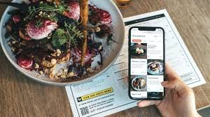 Food Ordering Platform For Sa Restaurant Adds A Mobile Qr Code photo