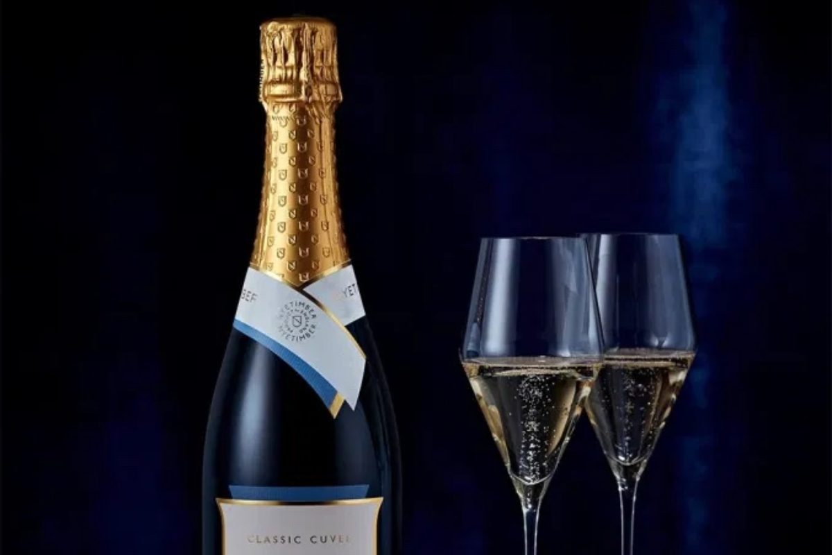 A Sparkling Wine From England That Will Stand Up To Any Holiday Celebration photo