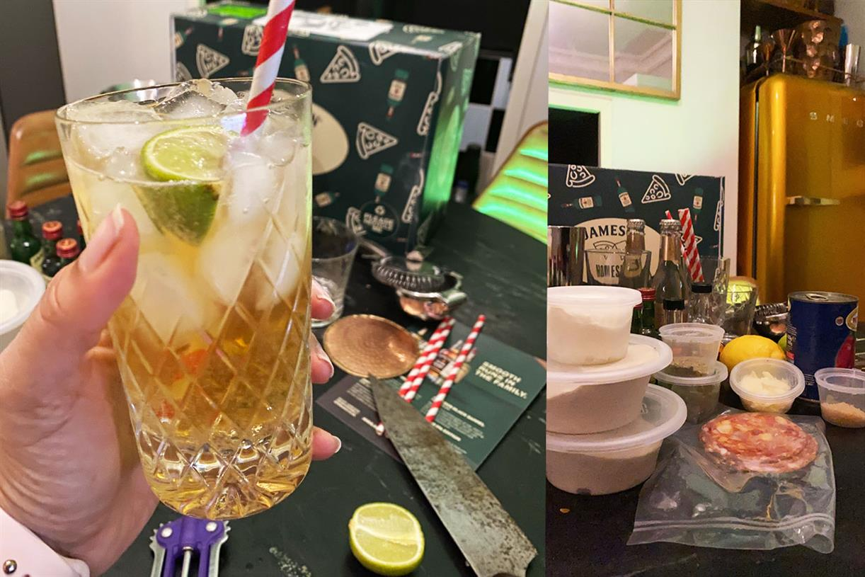 Pernod Ricard, Bombay Sapphire And More Discuss 2020's Virtual Christmas photo