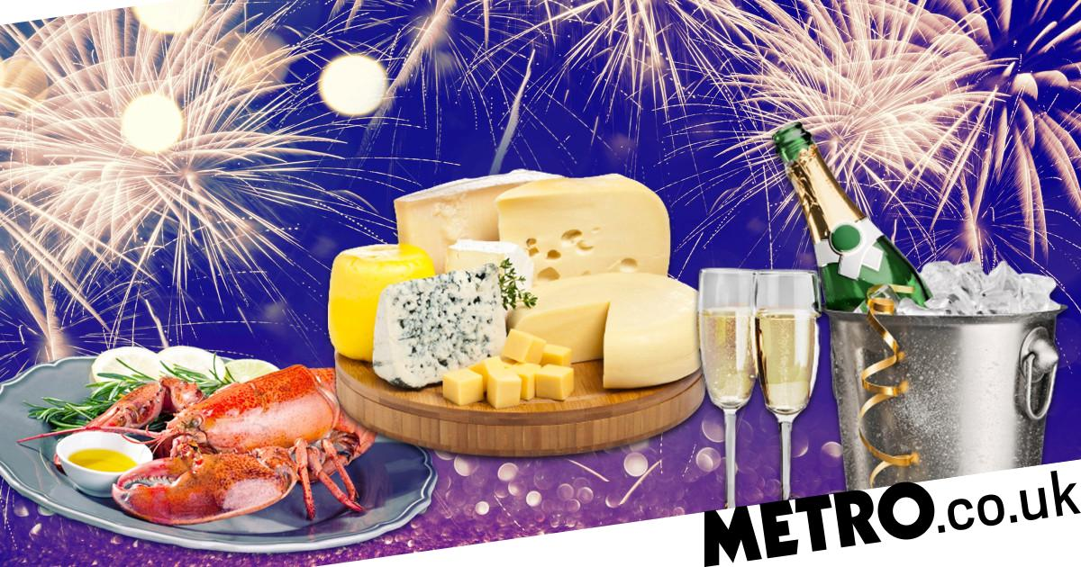 Why Brits Are Buying More Luxury Food And Drink Ahead Of This New Year photo