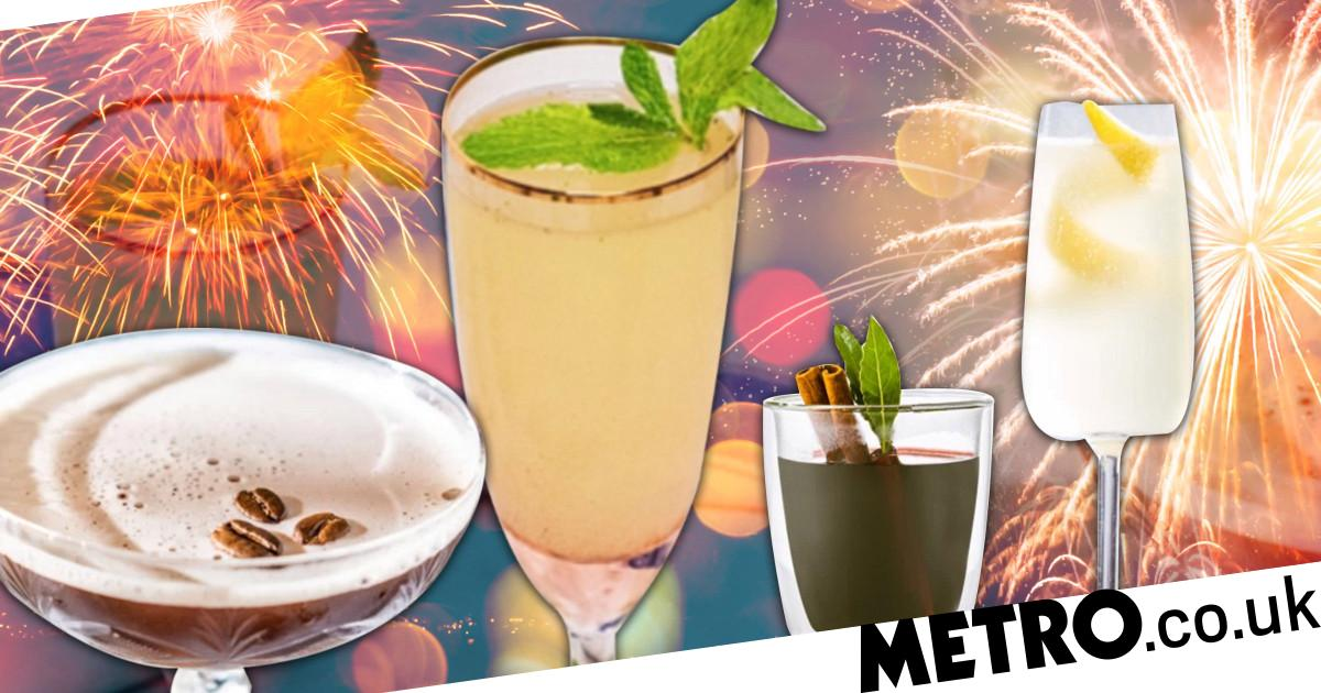 14 Cocktails You Can Make At Home To Celebrate New Year's Eve photo