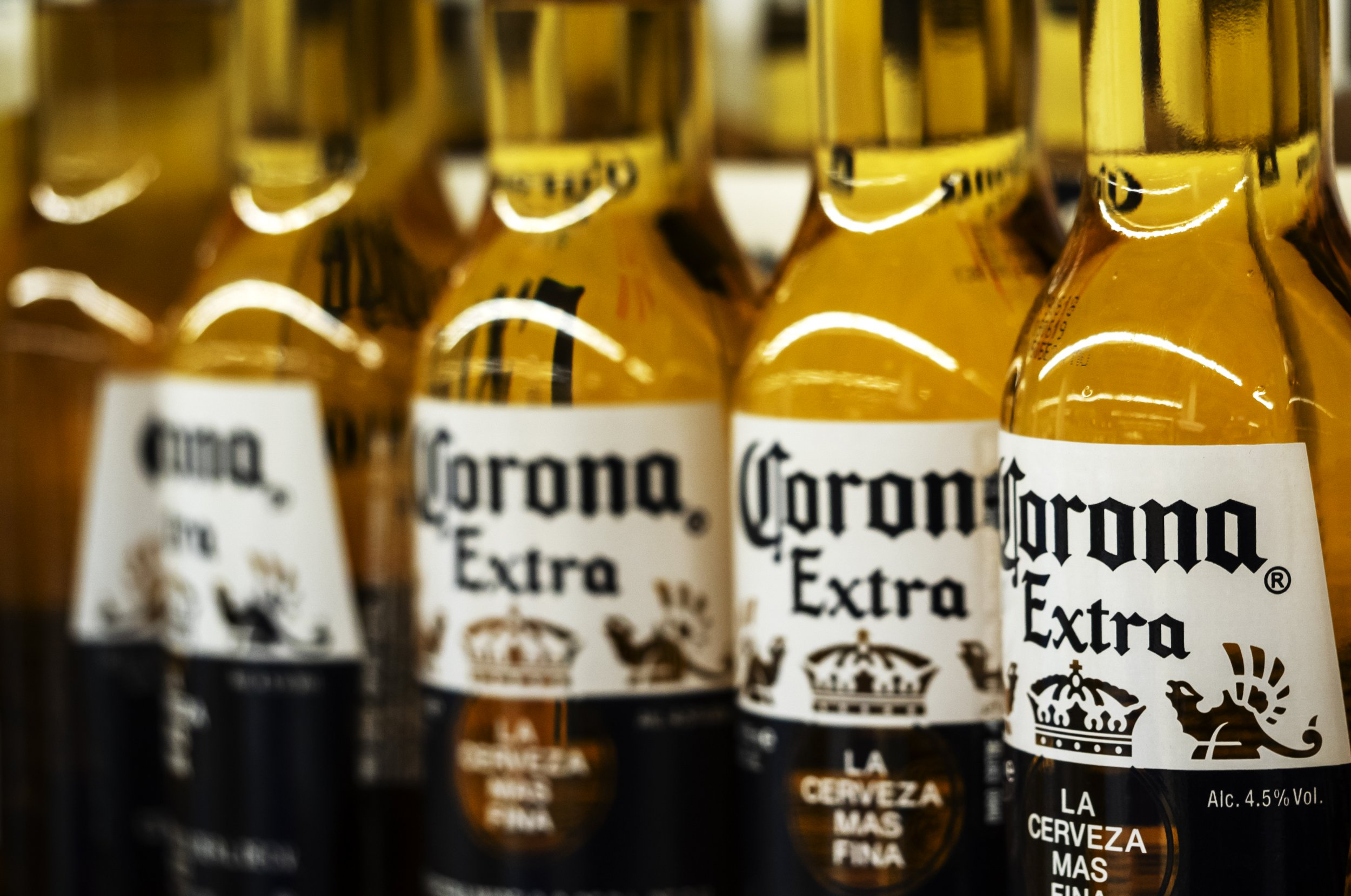 Corona Beer Sales Soared By 40% In 2020 Despite Covid Association photo