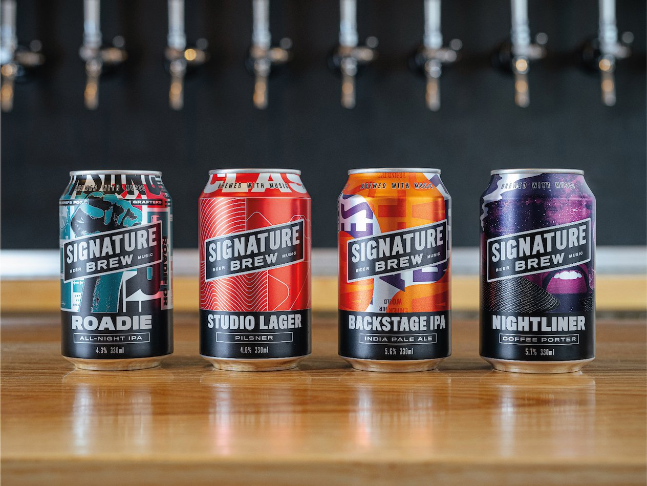 How London-based Signature Brew Put A Pub In A Box To Get Through Lockdown photo